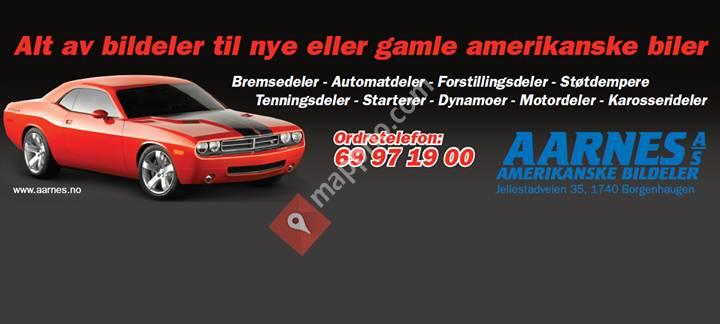 amerikanske bildeler norge