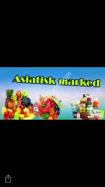 Asiatisk marked