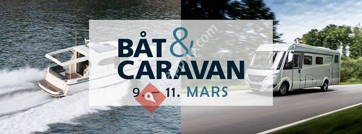 Båt og Caravan