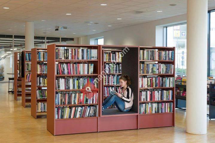 Bibliotekenes Hus
