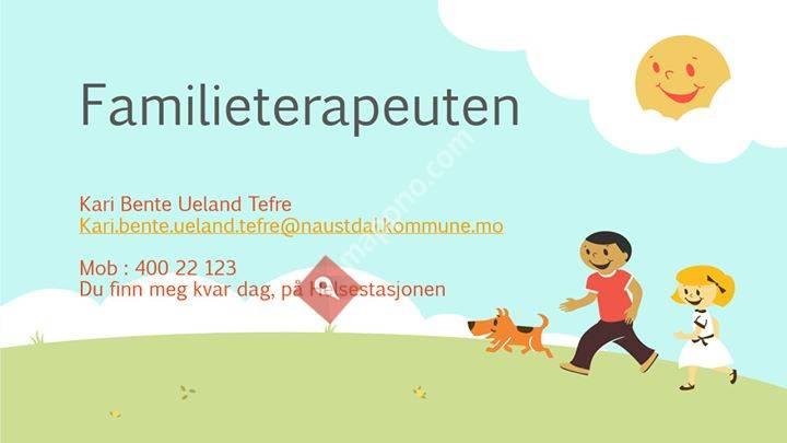 Familieterapeuten i Naustdal kommune