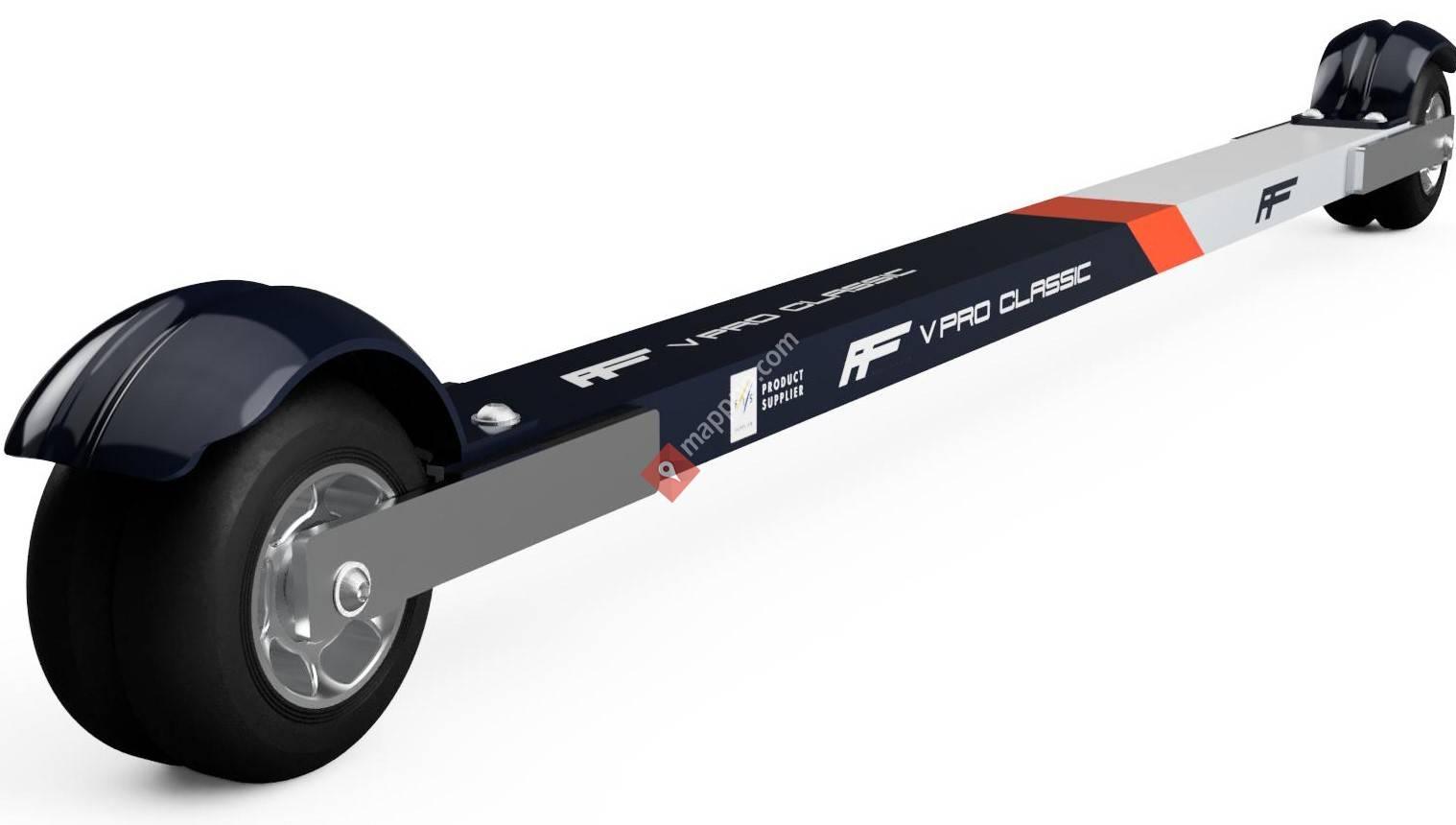 FF Rollerskis as