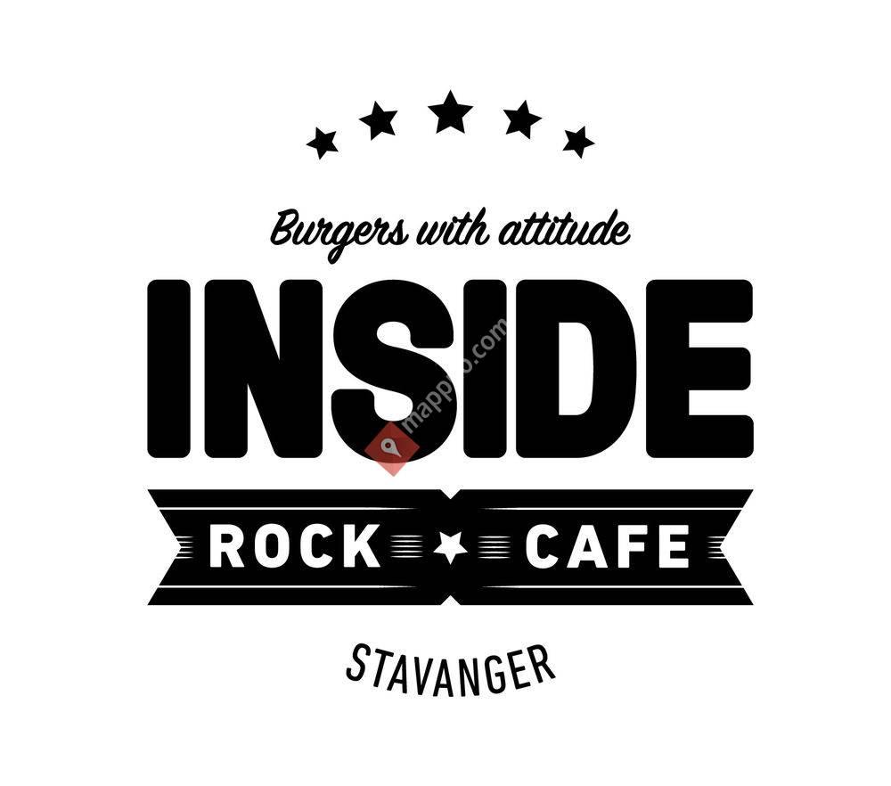 Inside Stavanger Rock Café