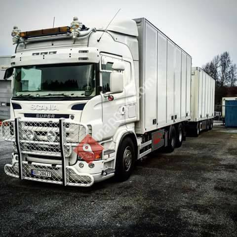 Optimera bilen hos MG Kran & Transport