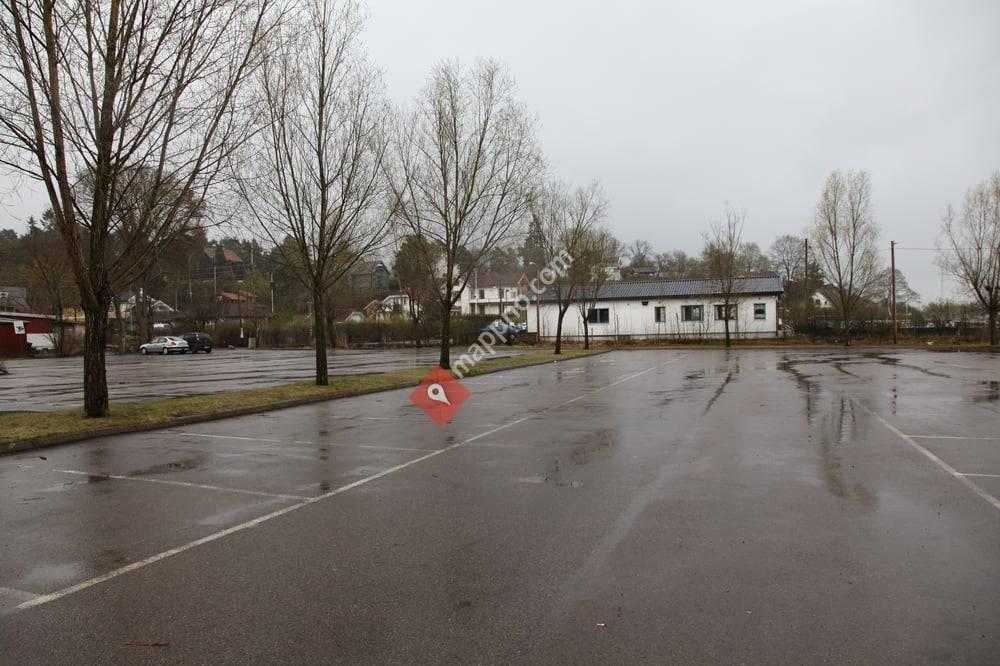 Ormsund Båtparkering