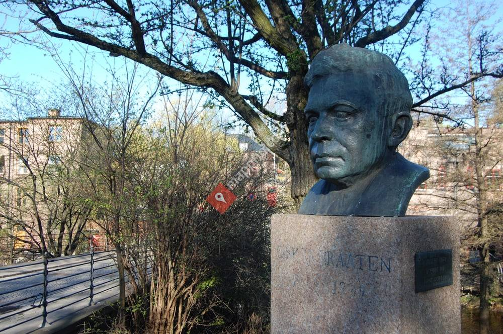 Oskar Braatens byste