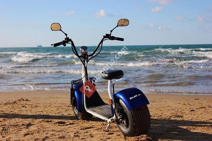 Proffy El-scooter