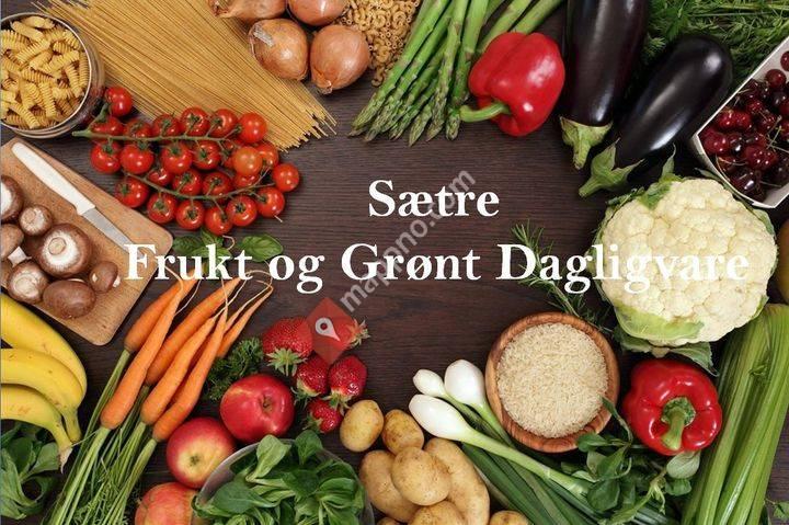 Sætre Frukt og Grønt dagligvare