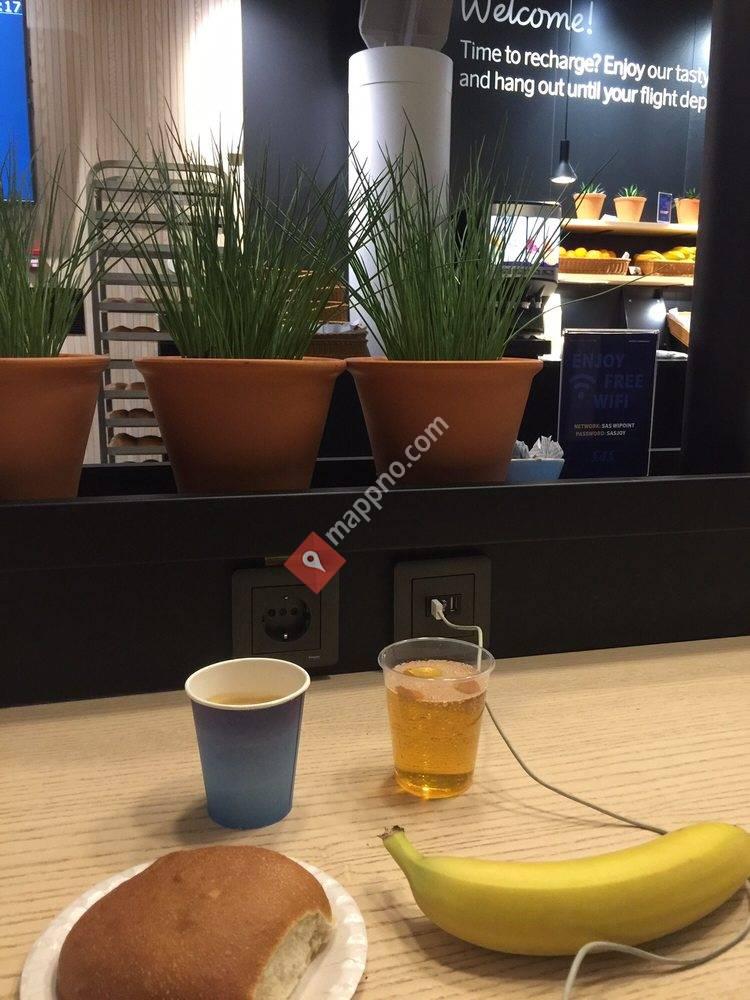 SAS Café Lounge