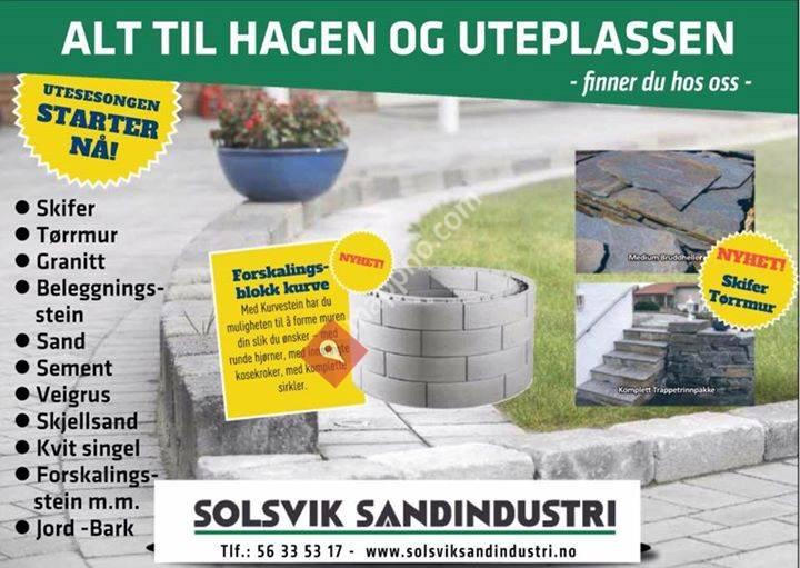 Solsvik sand